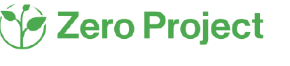Logo des Zero Project